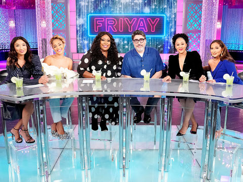 Friday on 'The Real': Alfred Molina