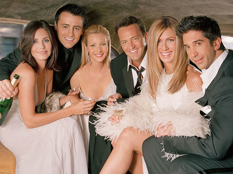 'Friends' Cast is Officially Reuniting!