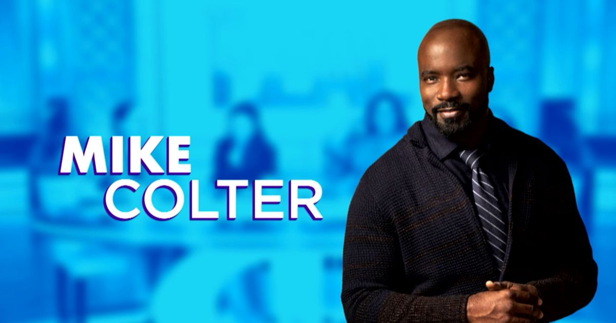 Monday on 'The Real': Mike Colter