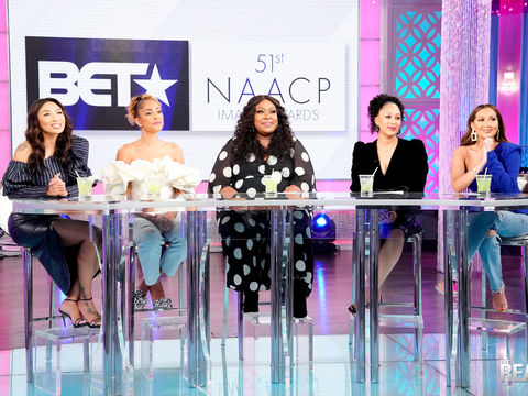 #ad NAACP Image Awards Partners with BET Networks