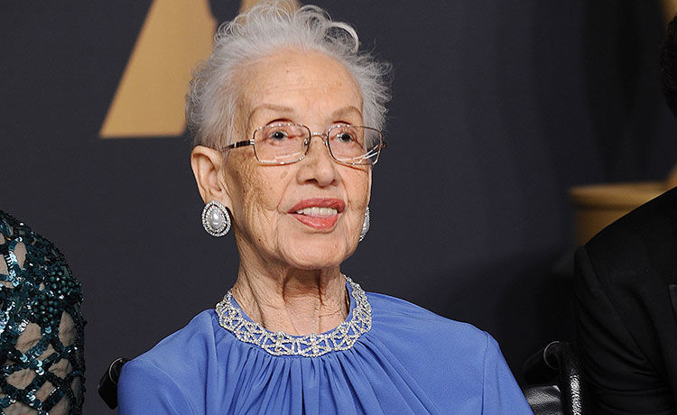 Katherine Johnson, 'Hidden Figures' Mathematician, Dead at 101