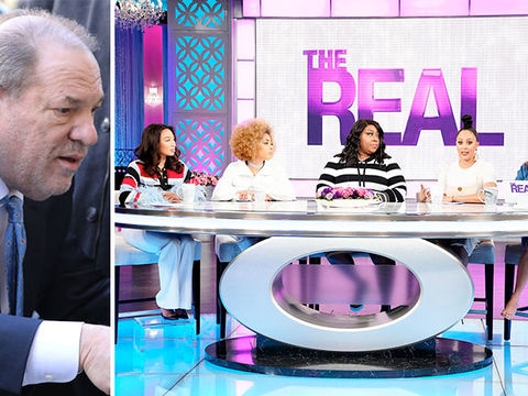 'The Real' Reacts to Harvey Weinstein's Conviction