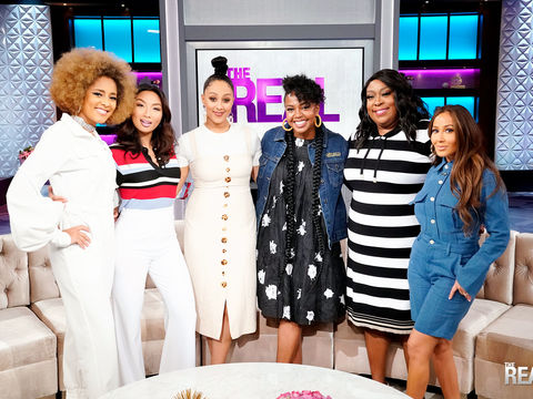 Tuesday on 'The Real': Jerrika Hinton