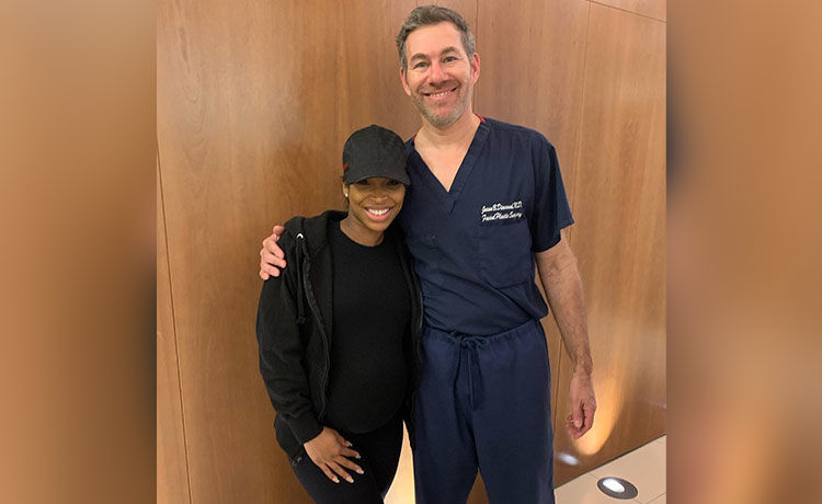 Malika Haqq Criticized for Planning Procedure with Plastic Surgeon Before Giving Birth