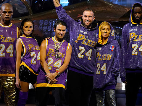 Designer Philipp Plein Slammed for 'Tacky' Kobe Bryant Tribute