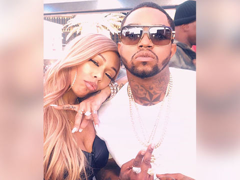 Lil Scrappy & Wife Bambi Are Expecting Their 2nd Child Together!