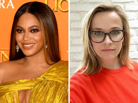 Reese Witherspoon Says She & Beyoncé Are 'Best Friends'!