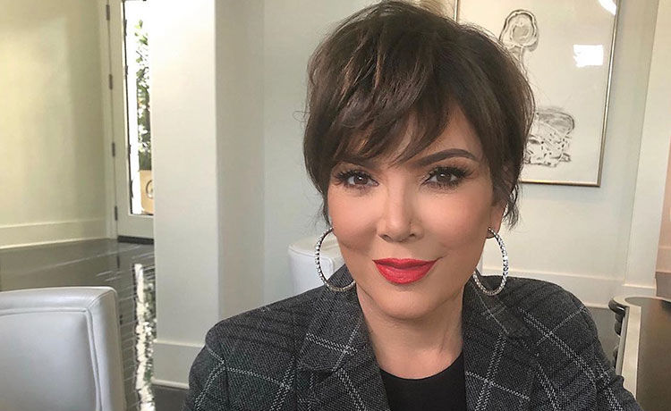 Kris Jenner Tests Negative for Coronavirus After Possible Exposure: Source