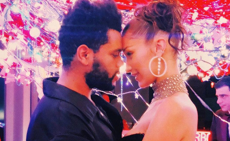 Fans Think The Weeknd's New Album Is About Bella Hadid!