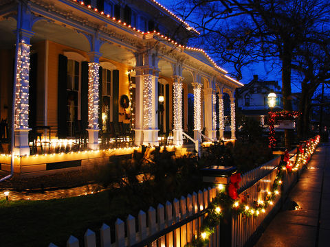 Would YOU Put Up Your Christmas Lights to Spark Joy Amid Social Distancing?