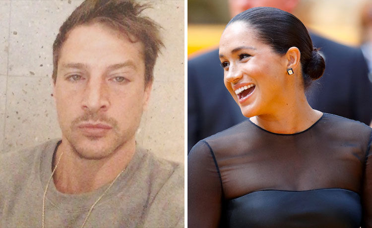 Simon Rex Claims He Was Offered $70K to Lie About Meghan Markle Hookup