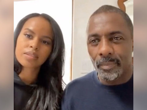 Idris Elba's Wife Sabrina Tests Positive for COVID-19, Defends Being by…