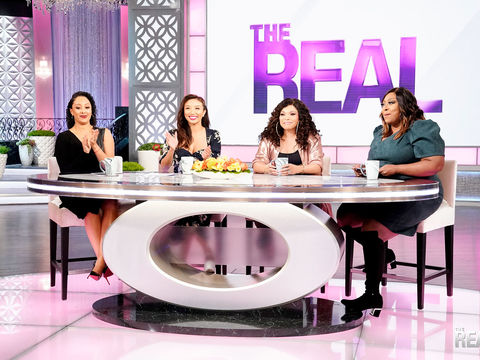 Tuesday on 'The Real': Choosy Chicks