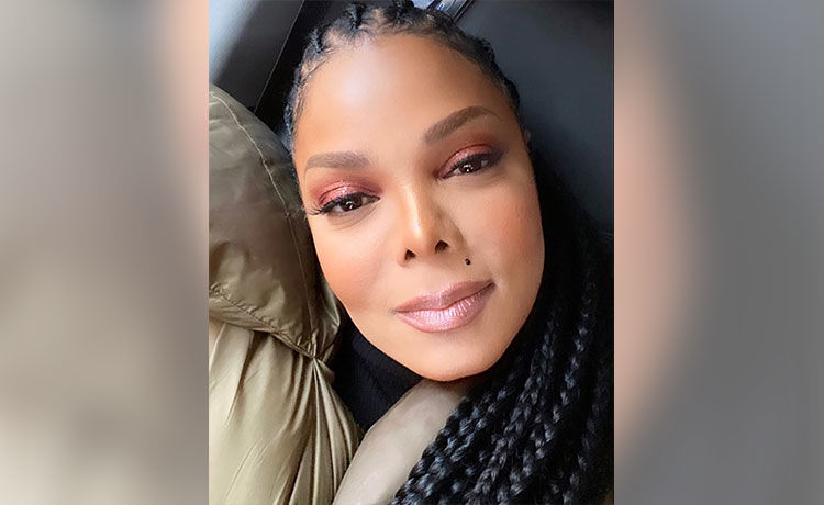 Janet Jackson Gives Thanks to Essential Businesses Amid COVID-19 Crisis