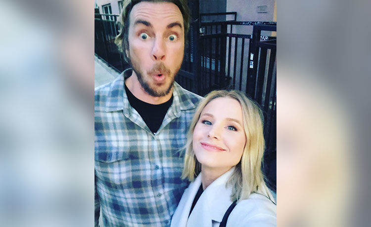 Kristen Bell & Dax Shepard Waive April Rent for Tenants