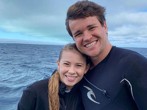 Bindi Irwin Got Married!