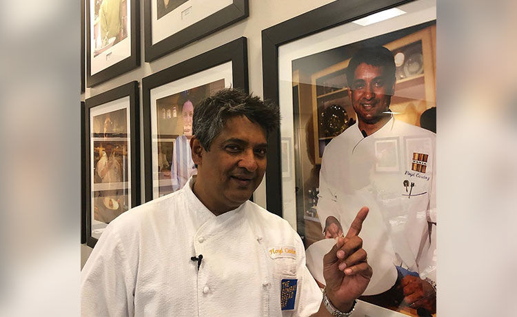 'Top Chef Masters' Winner Floyd Cardoz Dead at 59 After COVID-19 Diagnosis