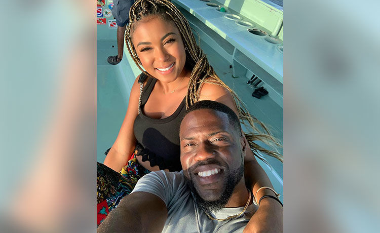 Kevin Hart & Wife Eniko Expecting 2nd Child Together!