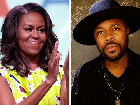 You're Invited to Michelle Obama & DJ D-Nice's 'Couch Party'!