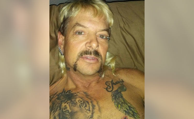 'Tiger King' Star Joe Exotic Sues for Nearly $94M