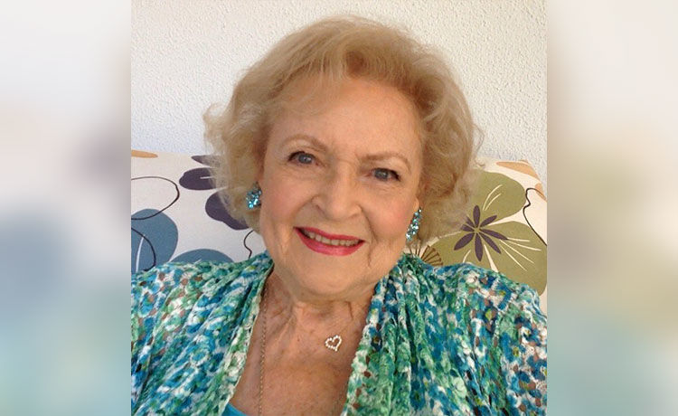 Betty White Is Fine, Everybody!