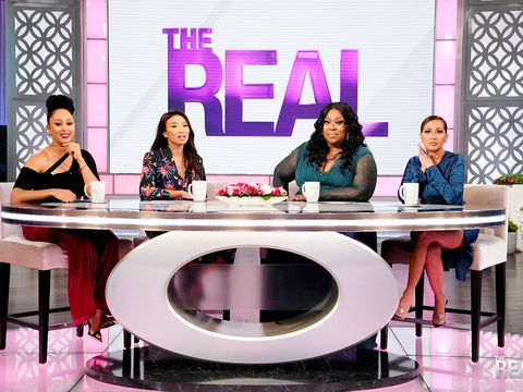 Loni Would Date All Three of Her Co-Hosts If She Was a Man