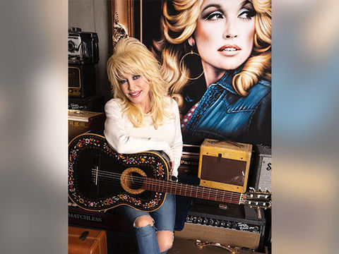 Dolly Parton Reading Bedtime Stories Is Exactly What the World Needs