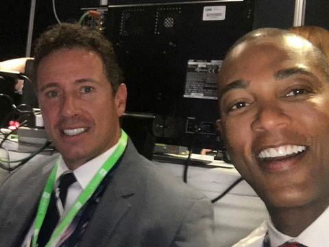 Don Lemon Tears Up Discussing CNN Anchor Chris Cuomo's COVID-19 Diagnosis