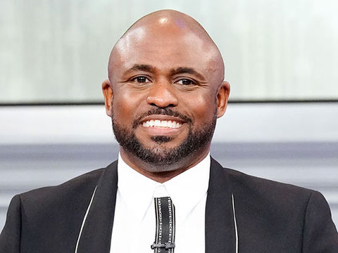 Wayne Brady Says He's Quarantined with His Ex-Wife AND Her Boyfriend!