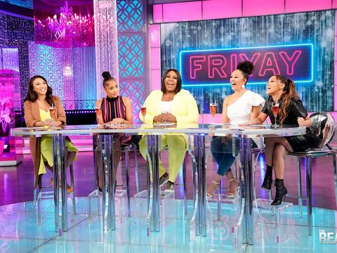 Tamera's Co-Hosts Give Her Tips on How to Be 'Street Smart'