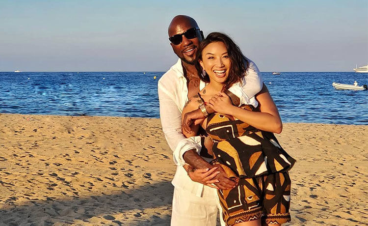 Our Very Own Jeannie Mai & Jeezy Are Engaged!