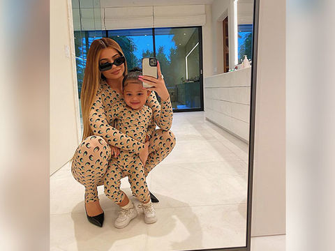 Stormi Webster Has an Adorable Nickname for Mom Kylie Jenner!