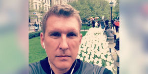 Todd Chrisley Reveals Coronavirus Diagnosis