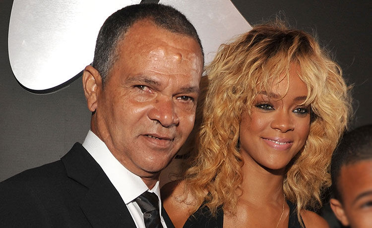 Rihanna's 66-Year-Old Father Reveals Coronavirus Diagnosis