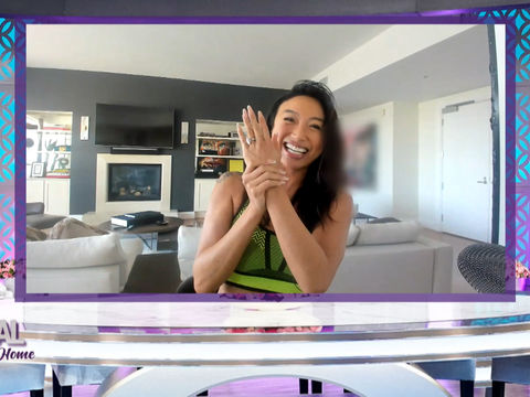 EXCLUSIVE! Our Jeannie Dishes on Jeezy's 'Magical' Proposal!