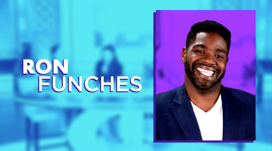 Tuesday on 'The Real': Ron Funches