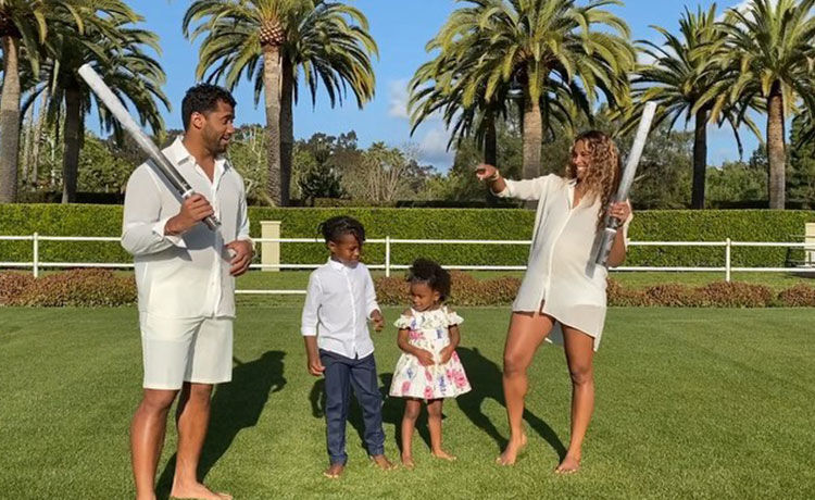 Ciara & Russell Wilson Reveal Sex of Baby #3!