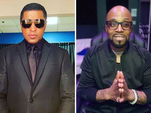 Babyface & Teddy Riley FINALLY Face Off in Highly Anticipated IG Live…
