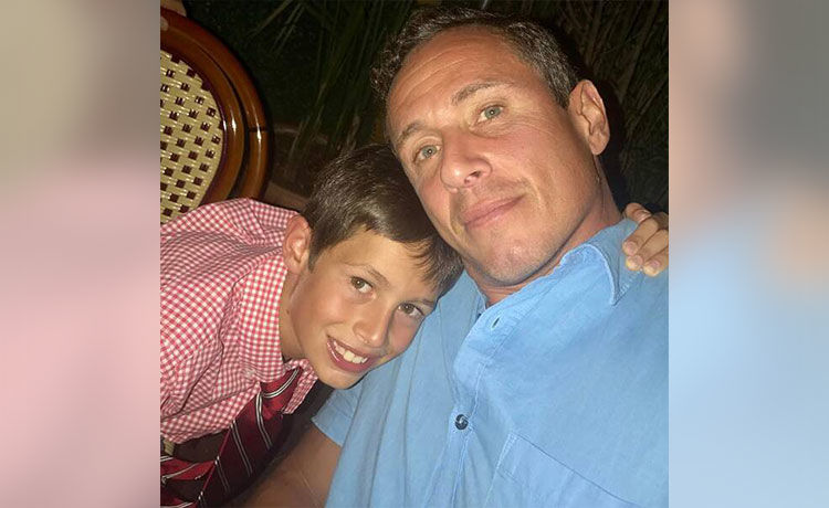 Chris Cuomo's 14-Year-Old Son Also Tests Positive for COVID-19