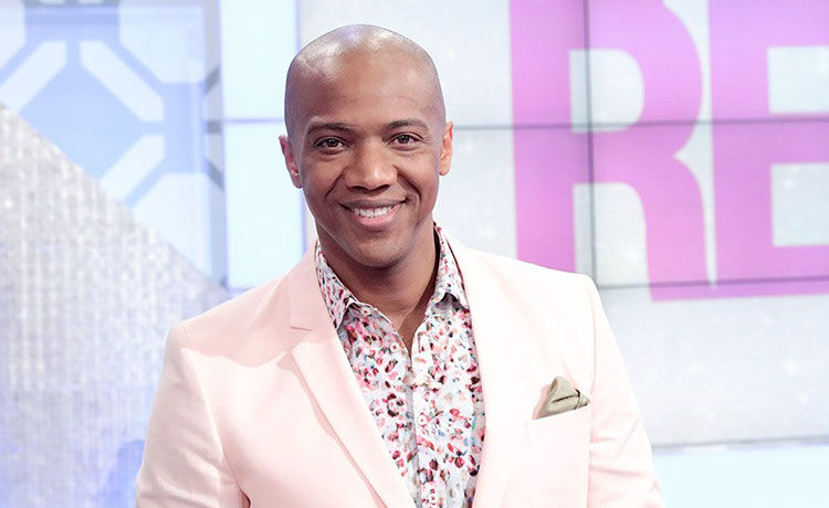 'Agents of S.H.I.E.L.D.' Actor J. August Richards Announces He's Gay