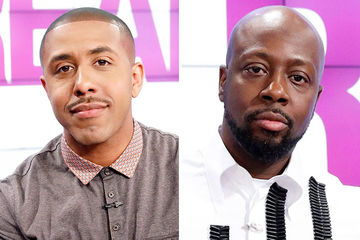 Marques Houston, Wyclef Jean