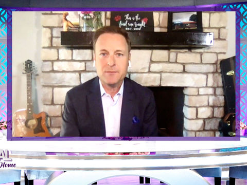 Chris Harrison on Wanting to Get 'The Bachelorette' Crew Back to Work