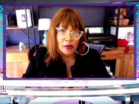 Kym Whitley Is Quarantining with Her Adopted Son's Father