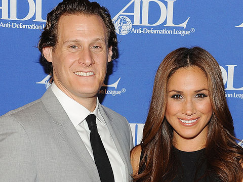 Meghan Markle's Ex-Husband Trevor Engelson Is Having a Baby!
