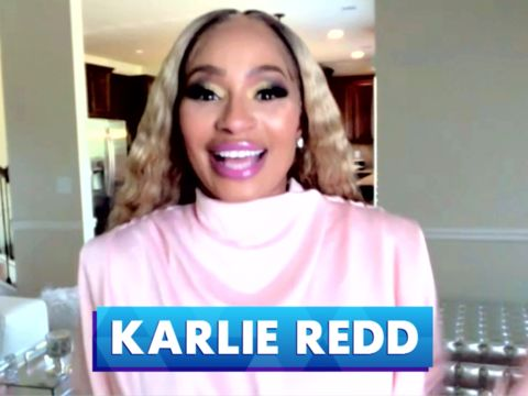 "Monday on 'The Real': Karlie Redd, Tiffany Aliche ""The Budgetnista"""
