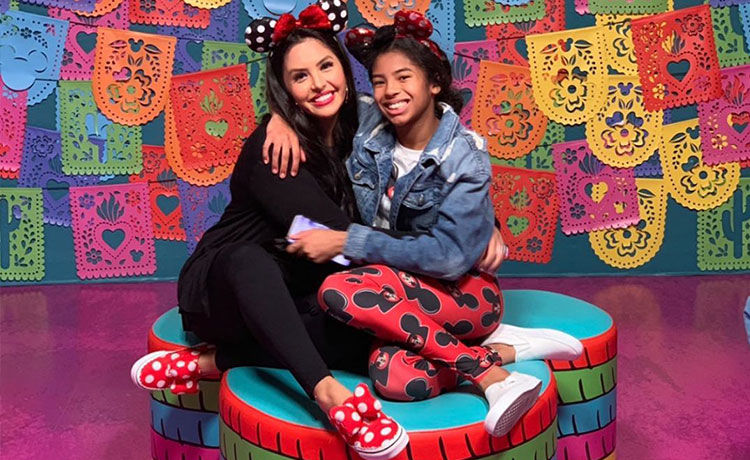 Vanessa Bryant Honors Late Daughter Gianna On What Would Ve Been Her 14th Birthday Thereal Com