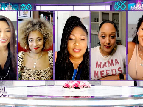 Adrienne's a Quick Shopper, But Tamera Has Reasons for Taking Her Time in the…