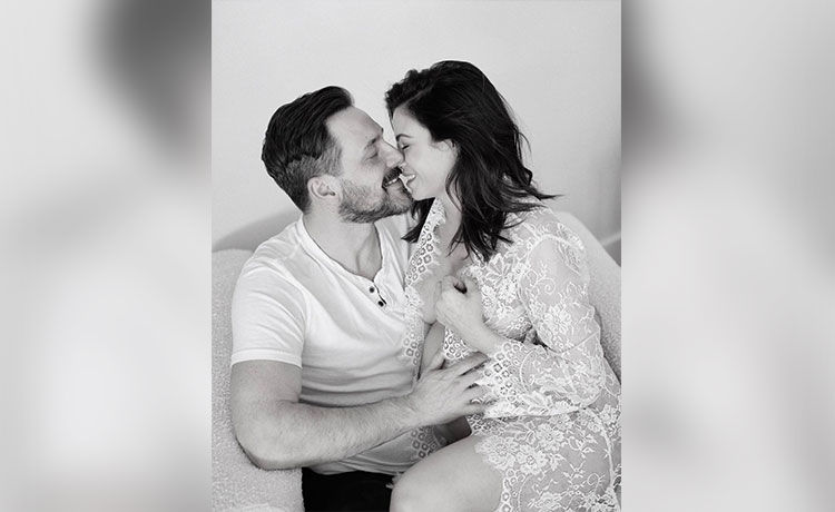 Steve Kazee Shares Adorable Photo of His & Jenna Dewan's 2-Month-Old Son!
