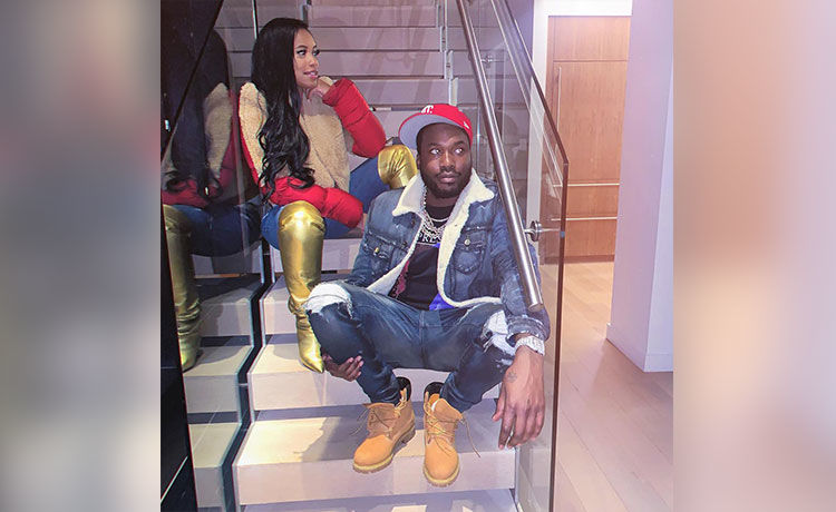 Meek Mill Welcomes Baby Boy on 33rd Birthday!