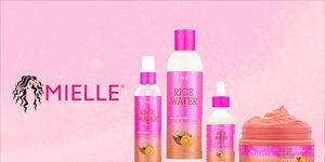 Mielle Organics Newest Hair Care Line, Rice Water Collection